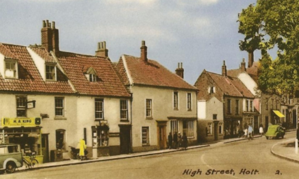 Large holt shop 1950 s