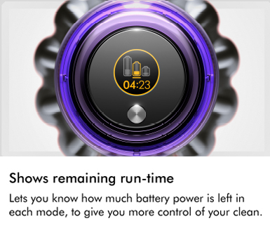 Limit large dyson v11 absextra run time image