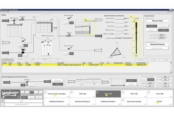 PLC, HMI & SCADA Software Solutions | Kings and Barnhams