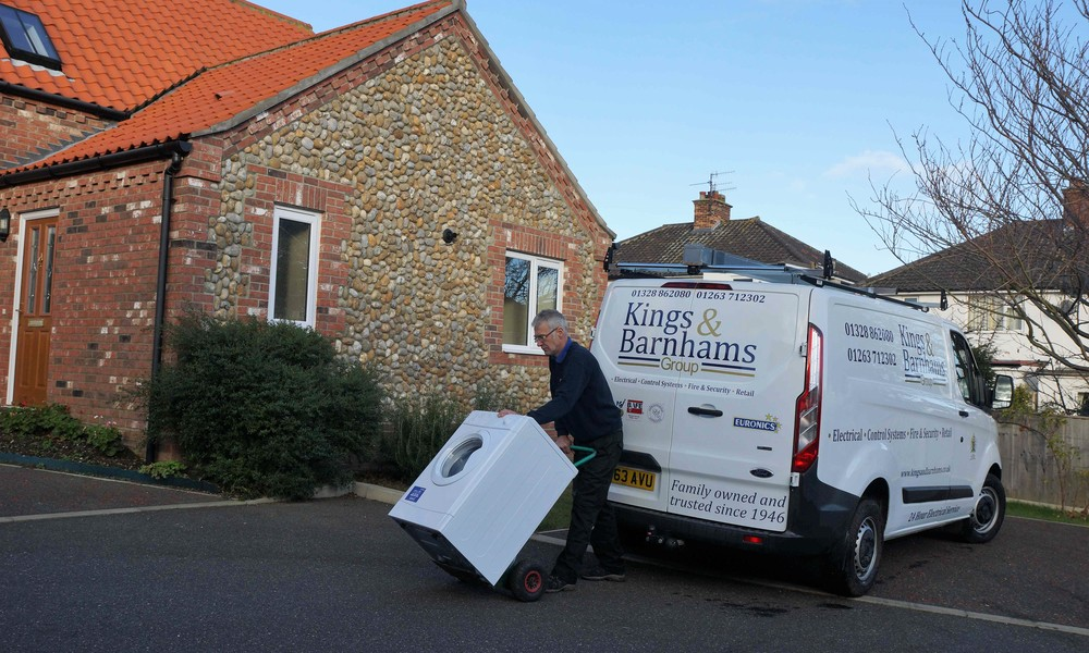 Large free delivery norfolk