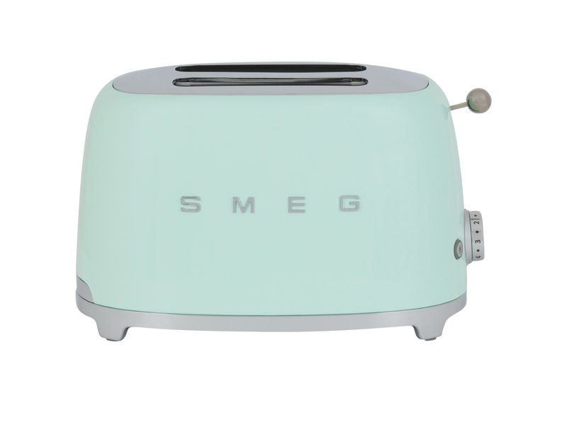 smeg 2 slice toaster kings and barnhams. Black Bedroom Furniture Sets. Home Design Ideas