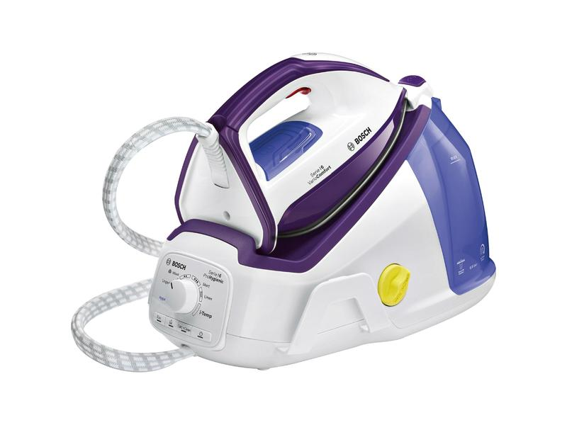 Bosch TDS6081GB Serie 6 ProHygienic Steam Generator