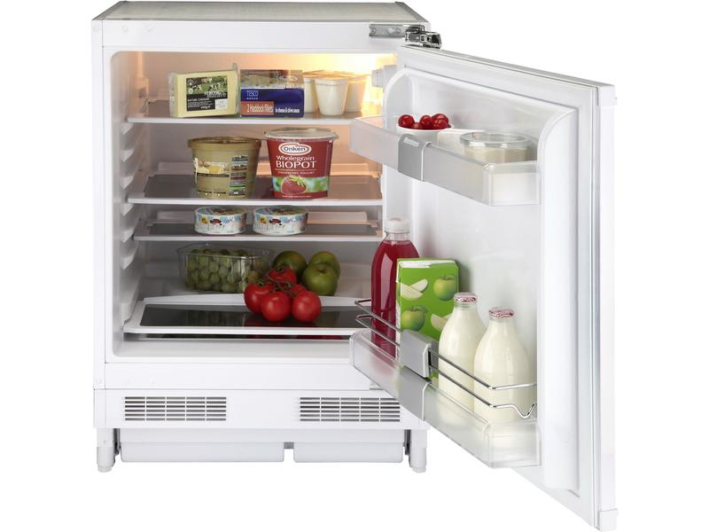 Blomberg TSM1750U Integrated Auto Defrost Larder Fridge - A+ Rated