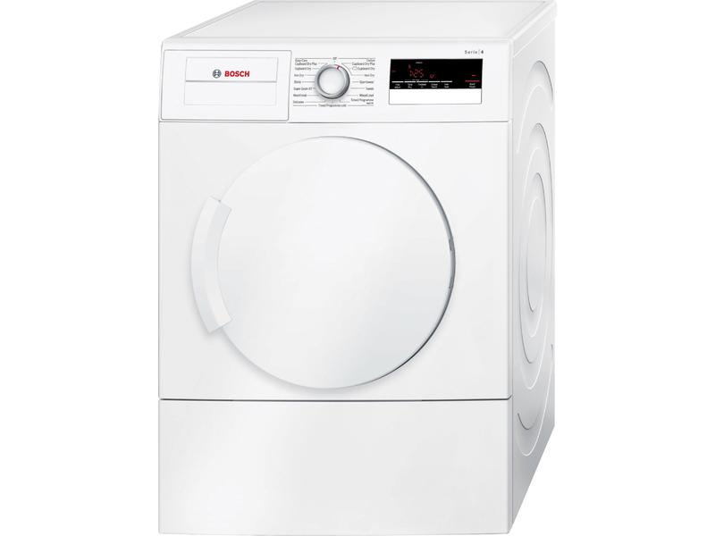 Bosch WTA79200GB 7kg Vented Tumble Dryer - White - C Rated