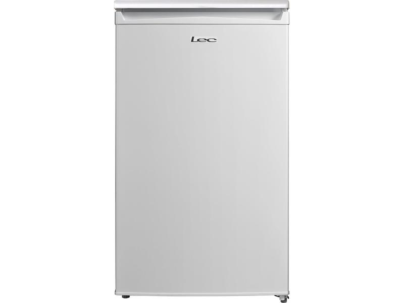 Lec R5017W Undercounter Fridge - White - A+ Rated