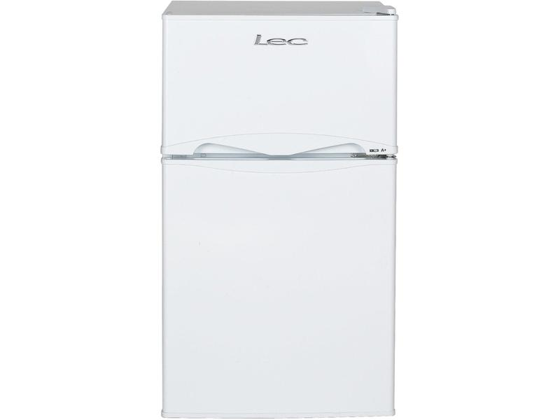 Lec T50084W 70/30 Under Counter Auto-Defrost Fridge Freezer - White - A+ Rated
