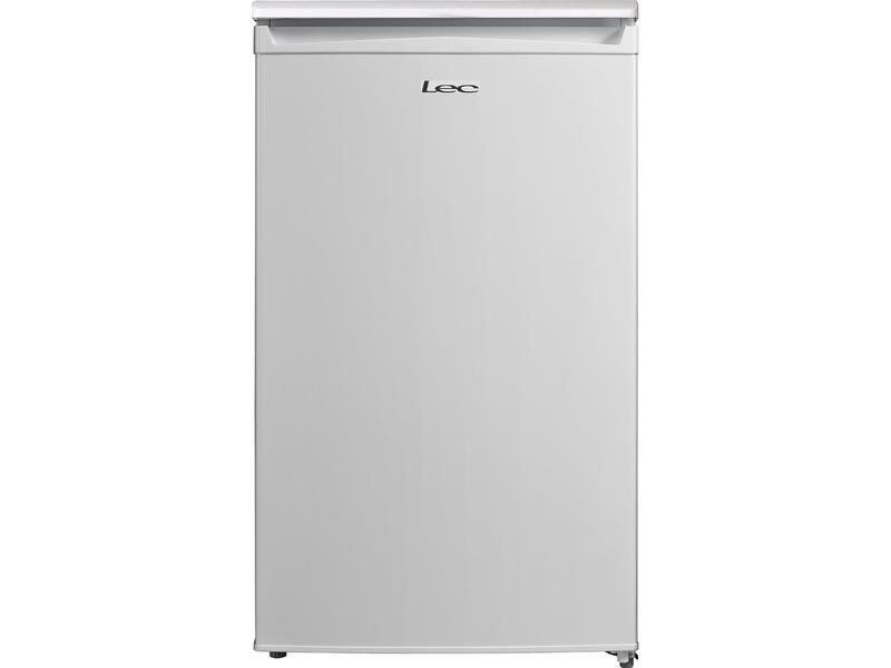 Lec R5517W Undercounter Fridge - White - A+ Rated