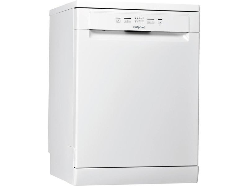 Hotpoint HEFC2B19C Full Size Dishwasher - White - A+ Rated