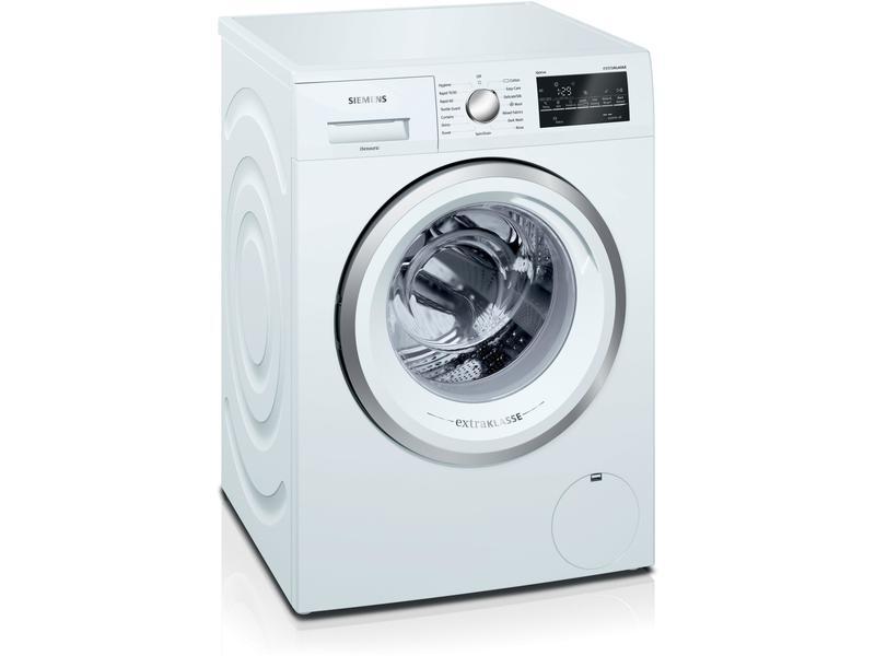 Siemens extraKlasse WM14T492GB 9kg 1400 Spin Washing Machine - White - A+++ Rated