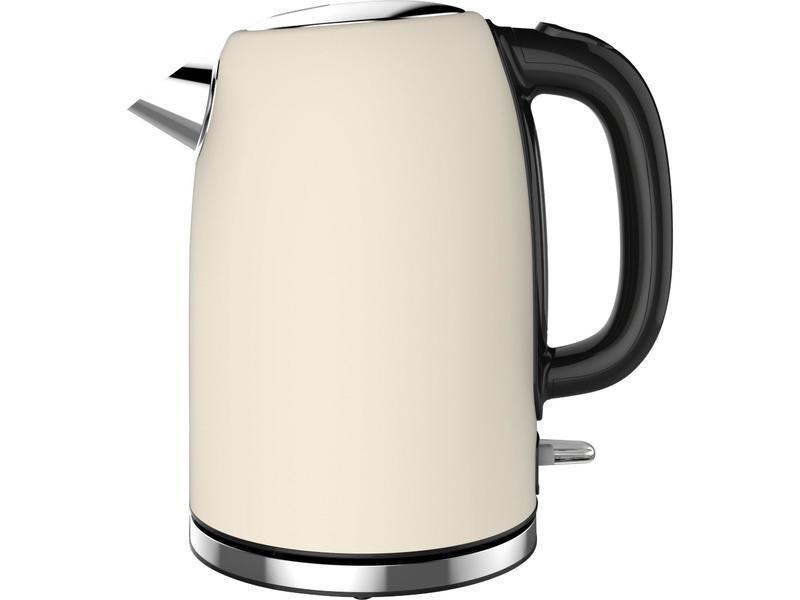 Linsar JK115CREAM 1.7 Litre Jug Kettle - Cream