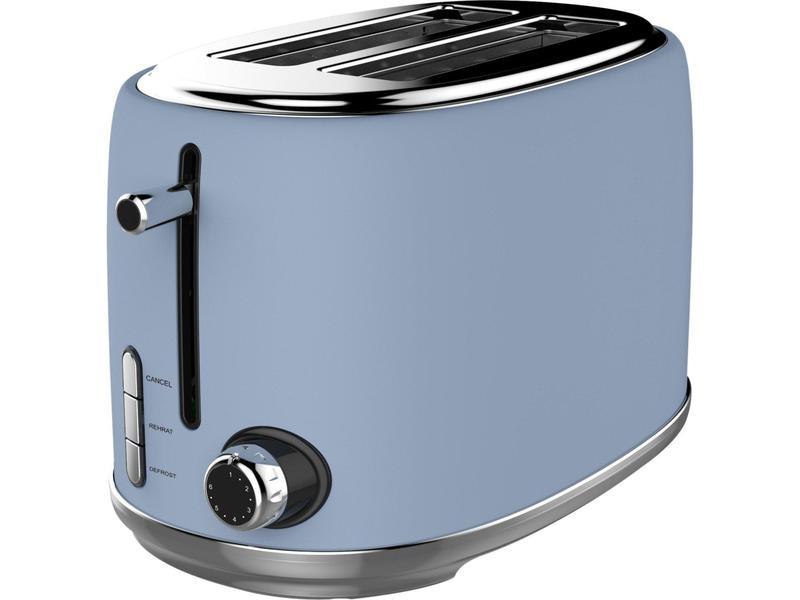 Linsar KY865BLUE 2 Slice Toaster - Blue