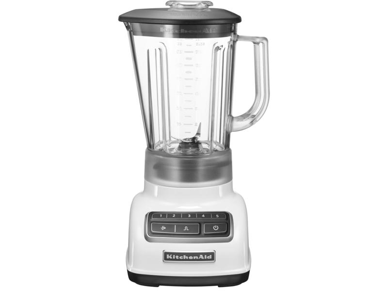 KitchenAid 5KSB1565BWH Classic Blender - 1.75 Litre - White