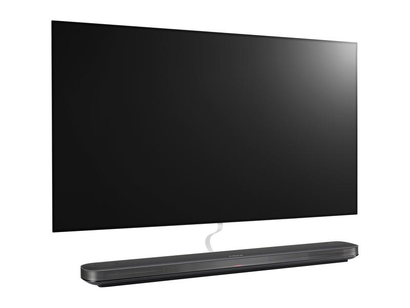 """LG OLED65W8PLA 65"""" 4K OLED HDR - Smart - Freeview Play - Freesat - Dolby Atmos Soundbase - A Rated"""