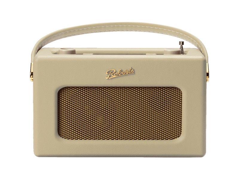 Roberts RD70PC DAB Portable Radio - Pastel Cream
