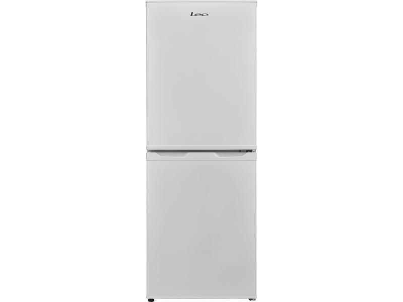 Lec TF55158W 50/50 Frost Free Fridge Freezer - White - A+ Rated