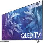 """Samsung QE49Q6FNATXXU 49"""" QLED Smart 4K Ultra Rated HD HDR QLED TV Plus - Freesat HD"""