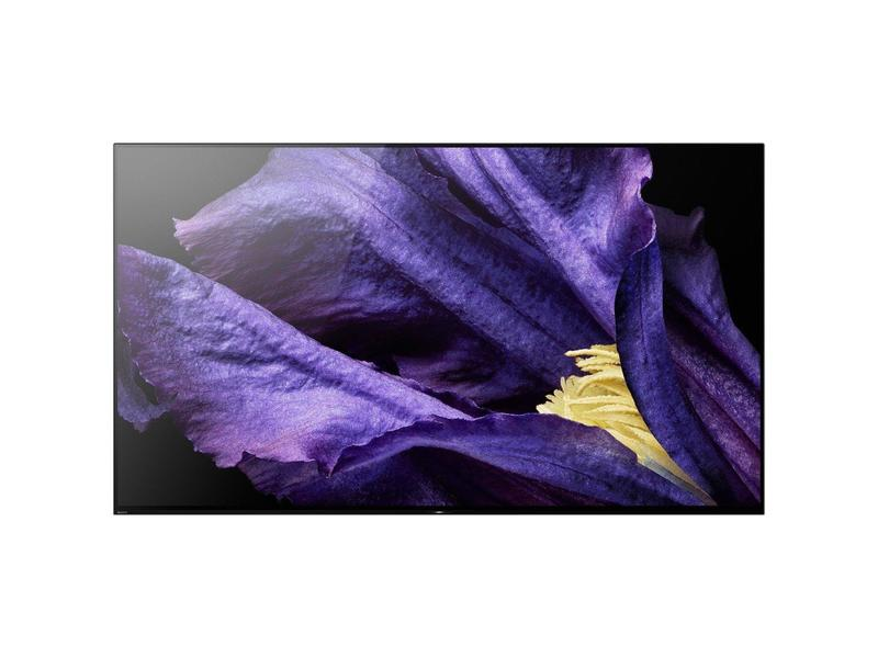 "Sony KD55AF9BU 55"" OLED 4K UHD HDR TV - YouView - B Rated"