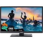 "Linsar 24LED4000 24"" HD Ready 720P - TV/DVD - Freeview Play - Smart - Built in WiFi - A Rated"