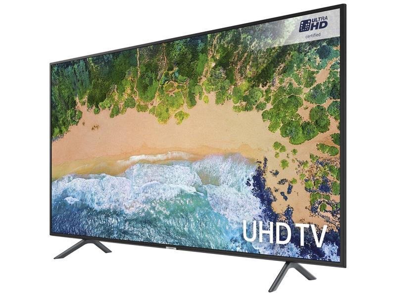 "Samsung UE49NU7100KXXU 49"" 4K UHD HDR Certified - A Rated"