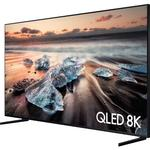 "Samsung QE65Q900RATXXU 65"" QLED 8K HDR 3000 Smart TV,B Rated"