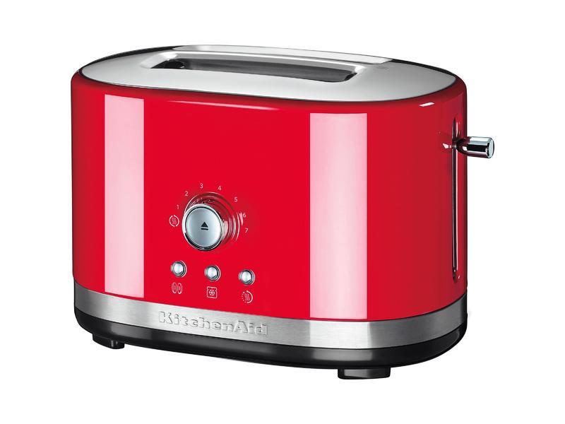 KitchenAid 5KMT2116BER 2 Slice Toaster - Empire Red