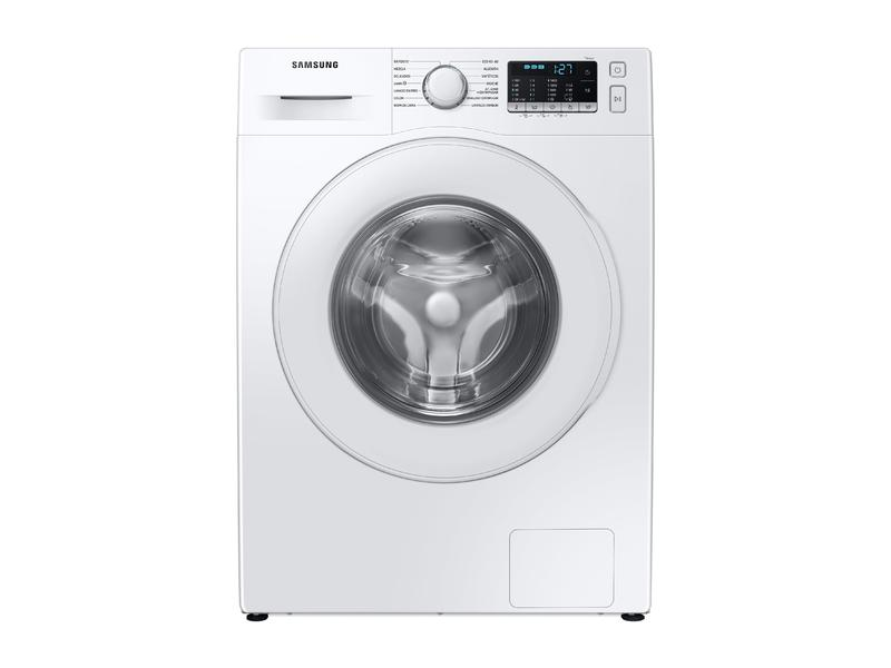 Samsung WW80TA046TE 8kg 1400 Spin Washing Machine with EcoBubble - White