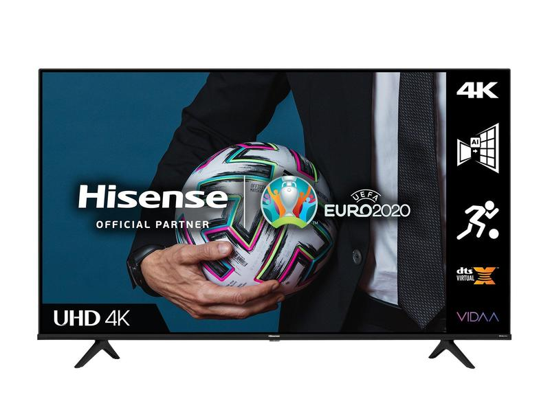 """Hisense 65A6GTUK 65"""" 4K UHD HDR SMART TV with Alexa & Google Assistant and Dolby Vision"""