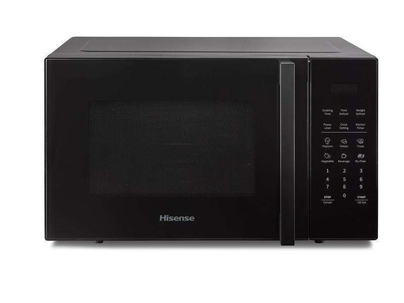 Hisense H25MOBS7HUK 25 Litre Solo Microwave - Black